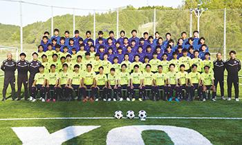 男子サッカー部