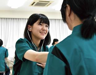 看護・医療系進学コース
